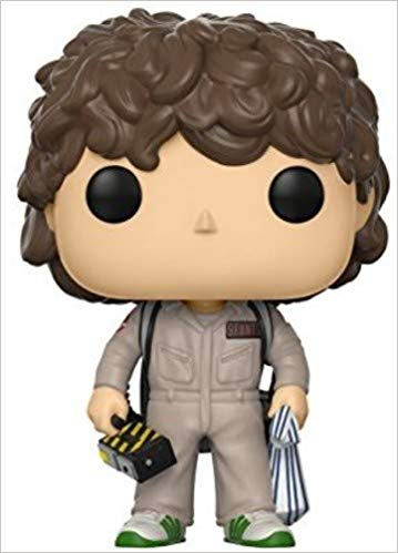 Funko Pop! Ghostbuster Dustin Stranger Things