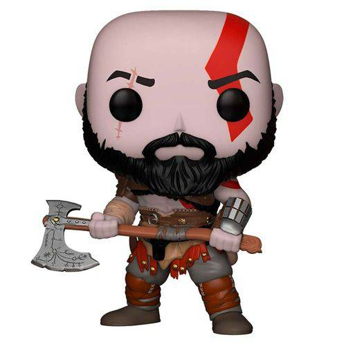Funko Pop! God Of Wars Kratos