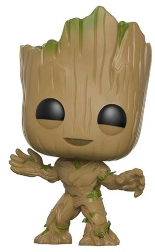Funko Pop! Groot Guardiões da Galaxia