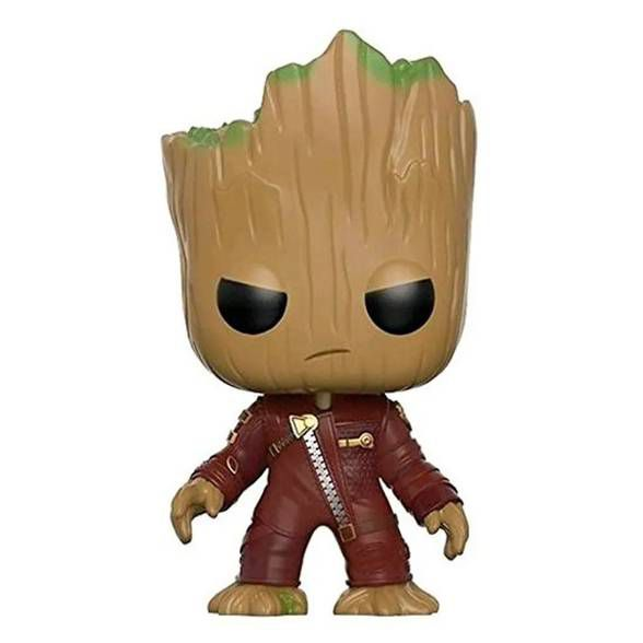 Funko Pop! Guardiões da Galáxia - Groot
