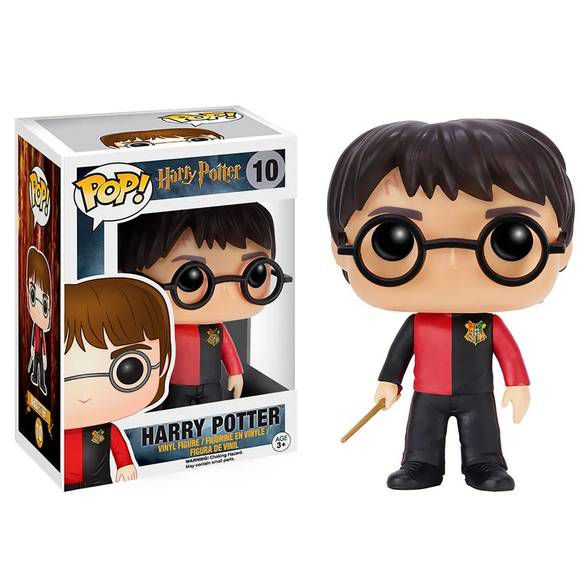 Funko Pop! Harry Potter - Harry Triwizard