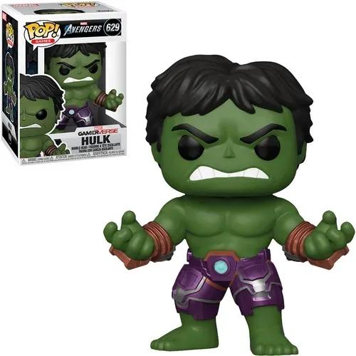 Funko Pop! Hulk Marvel Avengers #629