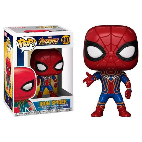 Funko Pop! Iron Spider - Guerra Infinita