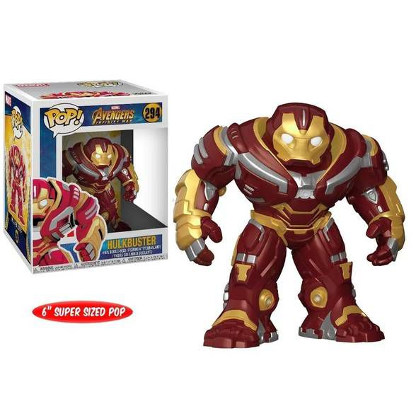 Funko Pop! Marvel - Hulkbuster