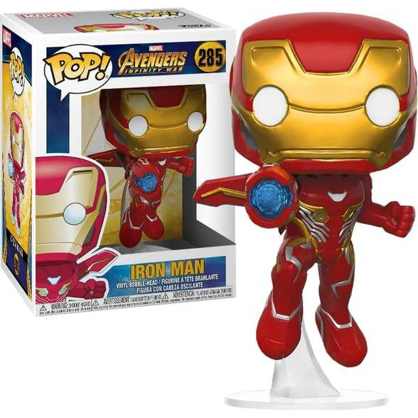 Funko Pop! Marvel - Iron Man Infinity War