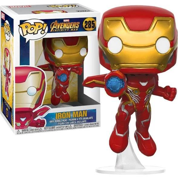 Funko Pop! Marvel - Iron Man Infinity War