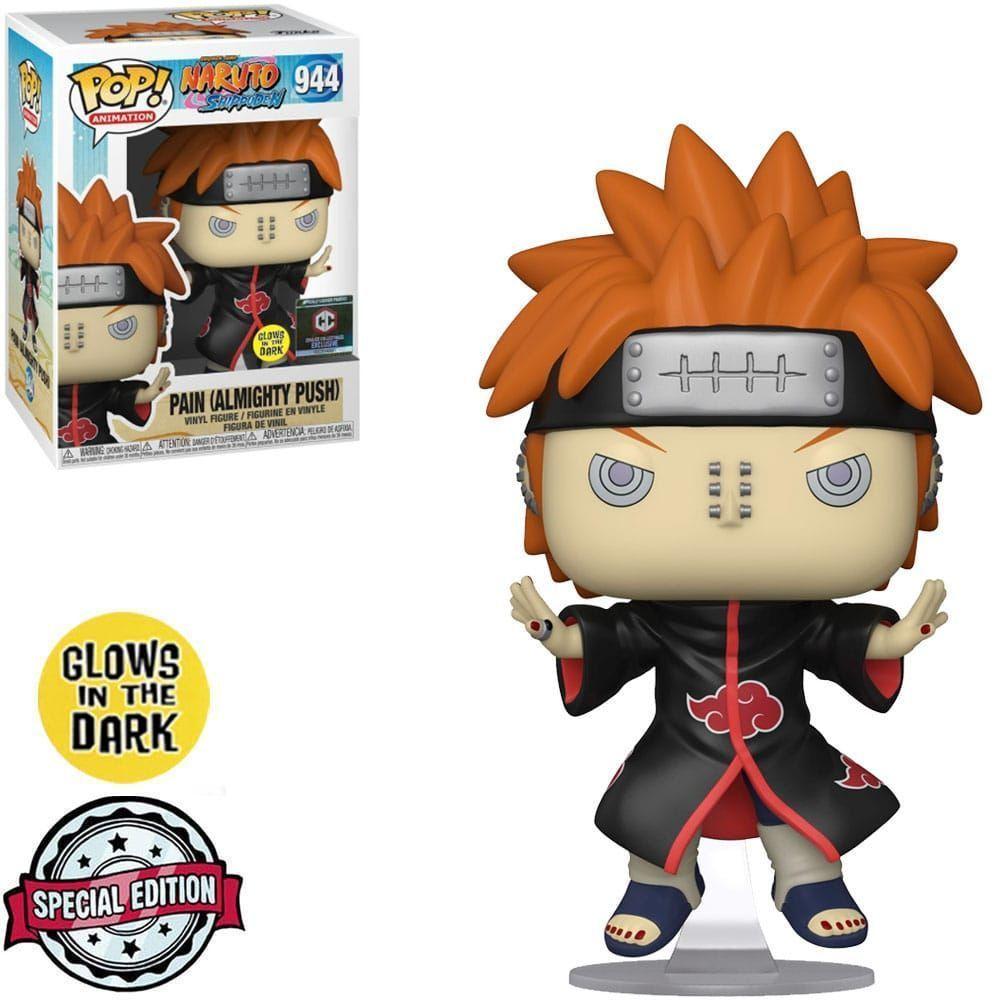 Funko Pop!  Naruto - Pain Akatsuki  #934 Edição especial