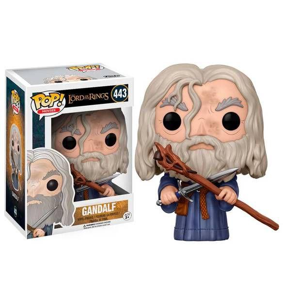 Funko Pop! O Senhor dos Anéis Gandalf