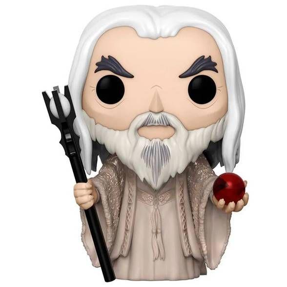 Funko Pop! O Senhor dos Anéis Lord Saruman