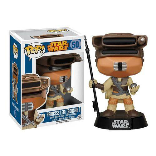 Funko pop! Princesa Leia Star Wars