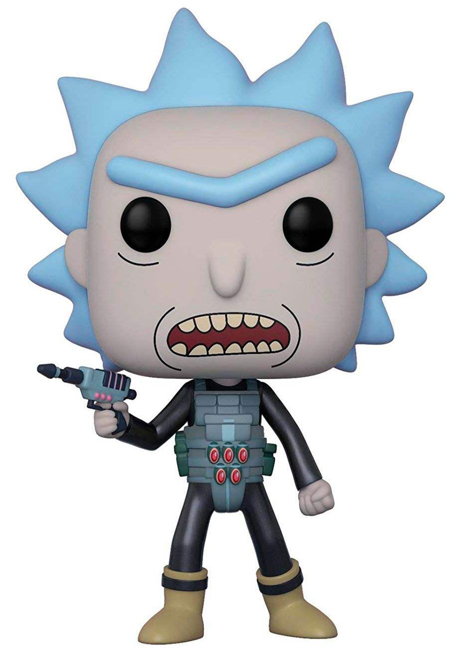 Funko Pop! Prioson Break Rick and Morty