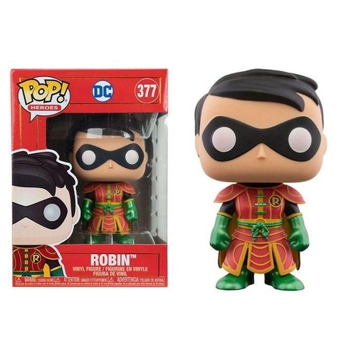 FUNKO POP ROBIN #377  Imperial Palace