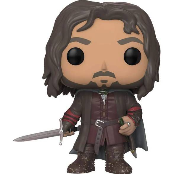 Funko Pop! Senhor dos Anéis Aragorn