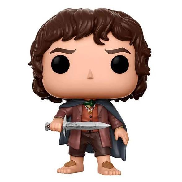 Funko Pop! Senhor dos Anéis Frodo