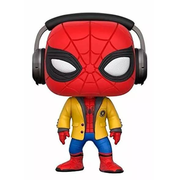 Funko Pop! Spiderman HeadPhones