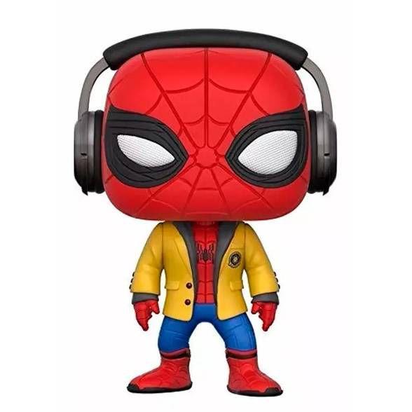 Funko Pop! Spiderman HeadPhones