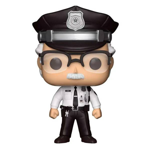 Funko Pop! Stan Lee Policial