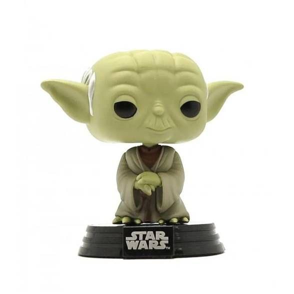 Funko Pop! Star War Mestre Yoda