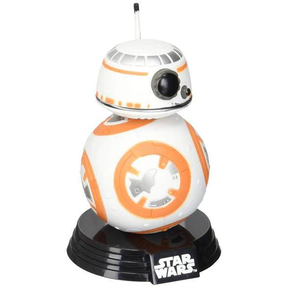 Funko Pop! Star Wars BB8