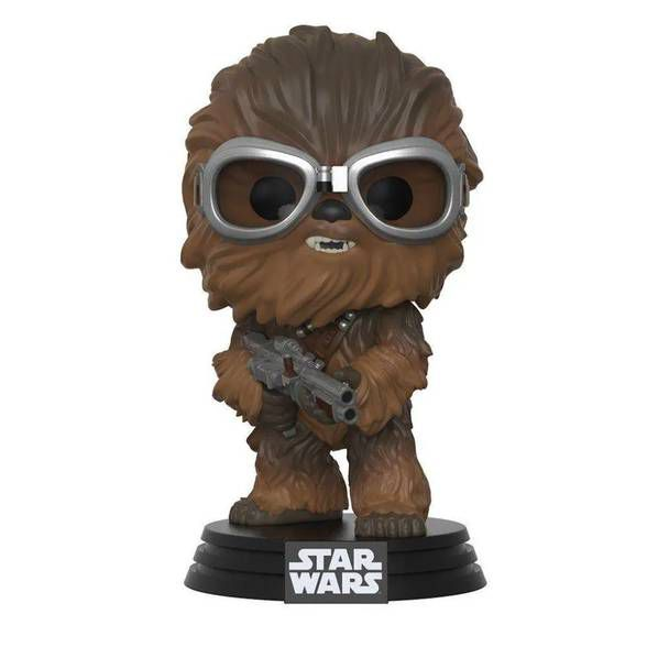 Funko Pop! Star Wars Chewbacca