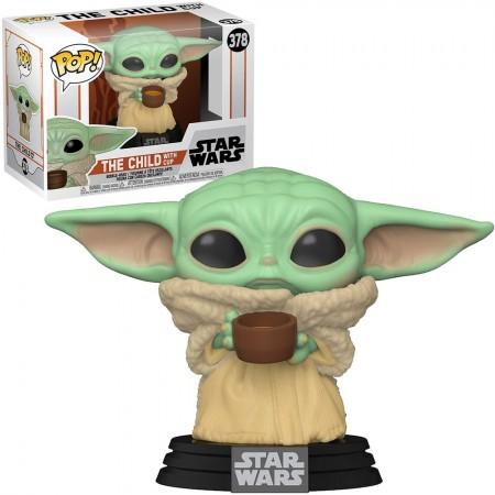 FUNKO POP! Star Wars Mandalorian - Baby Yoda 378