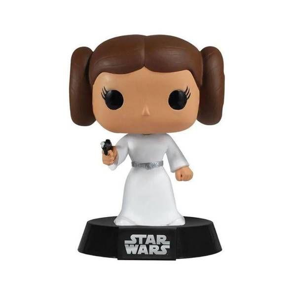 Funko Pop! Star Wars Pop Princess Leia