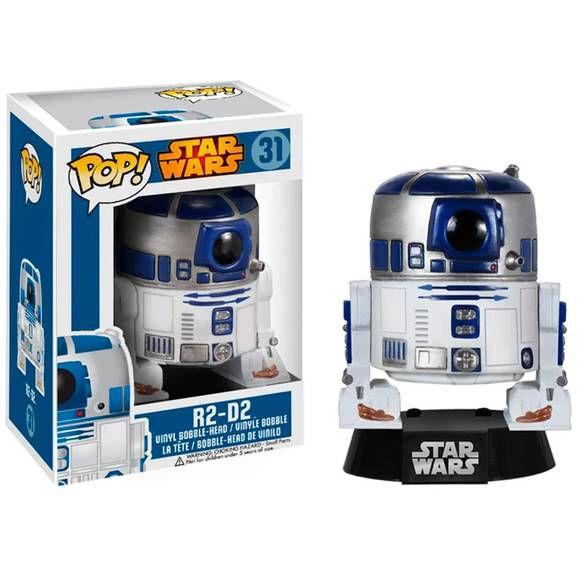 Funko Pop! Star Wars R2D2