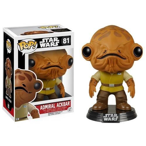 Funko Pop! Admiral Ackbar - Star Wars VII