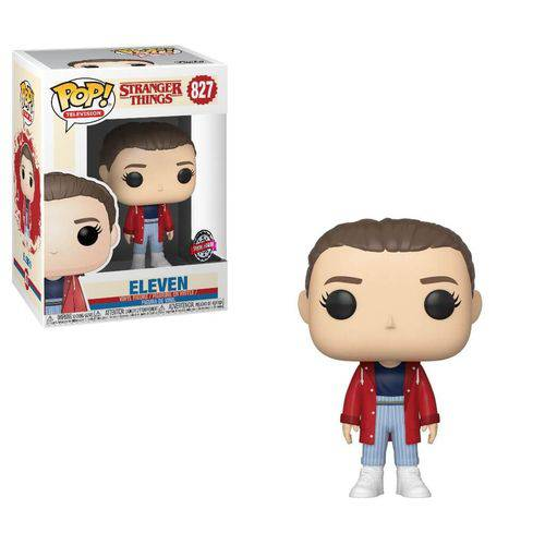 Funko Pop! Stranger Things Eleven Série