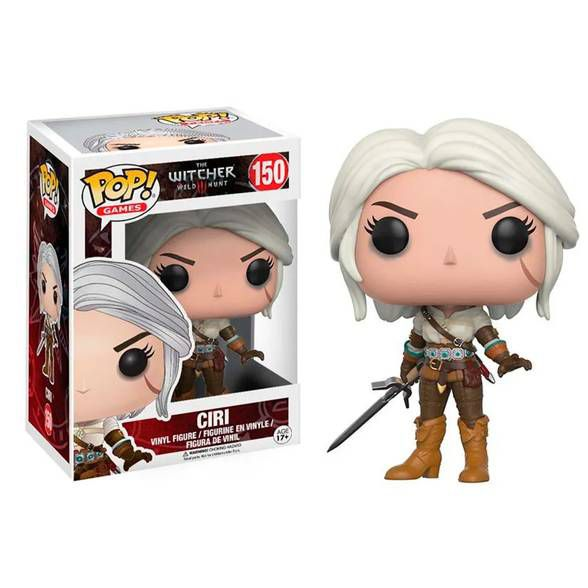 Funko Pop! The Witcher 3 Ciri