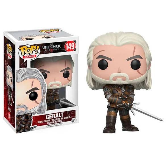 Funko Pop! The Witcher Geralt