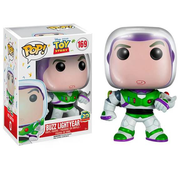 Funko Pop! Toy Story Buzz