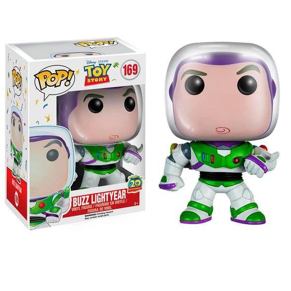 Funko Pop! Toy Story Buzz
