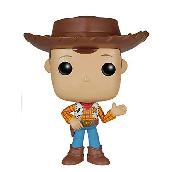 Funko Pop! Toy Story - Woody New Pose