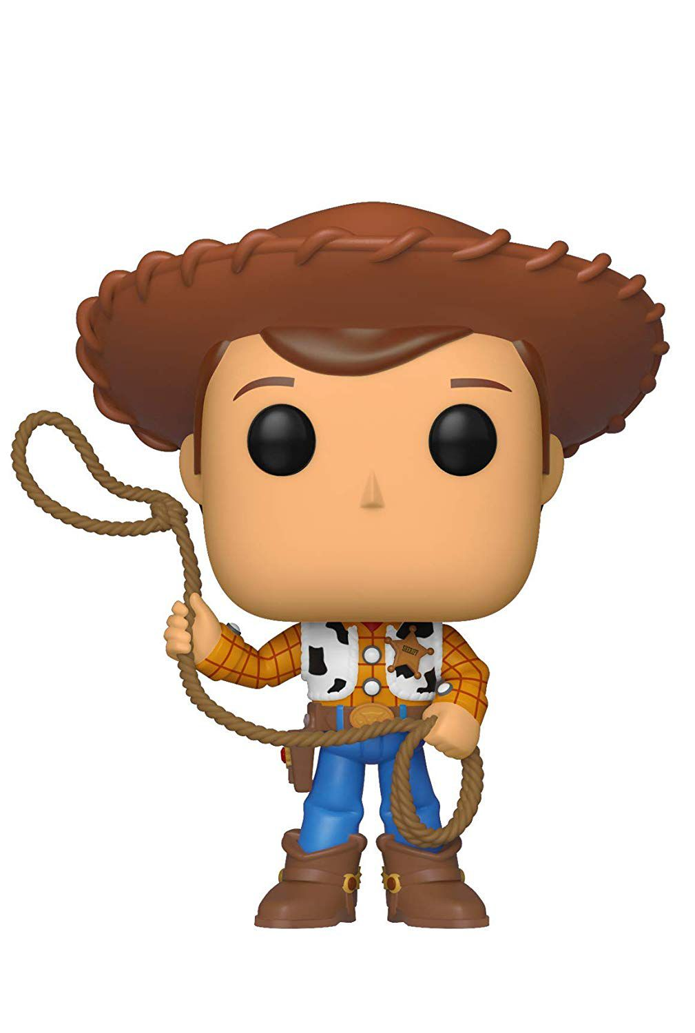 Funko Pop! Toy Story Xerife Woody