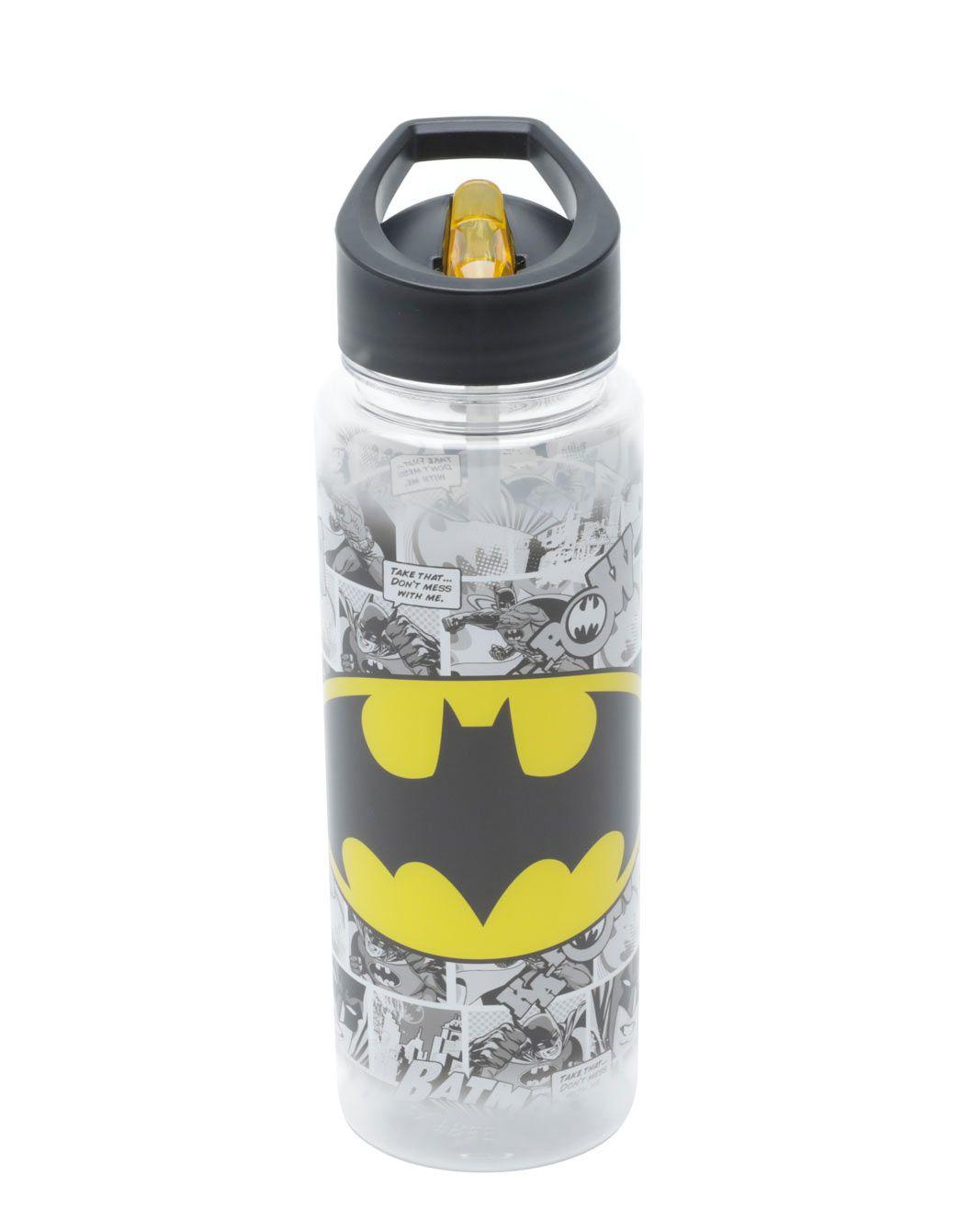 Garrafa Batman Dc Comics Quadrinhos