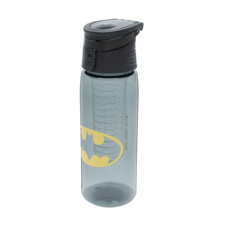 Garrafa Infusor Batman logo