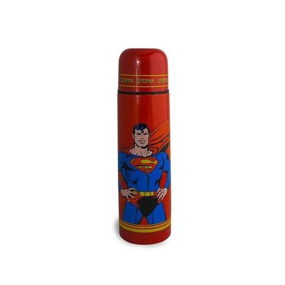 Garrafa Térmica Superman