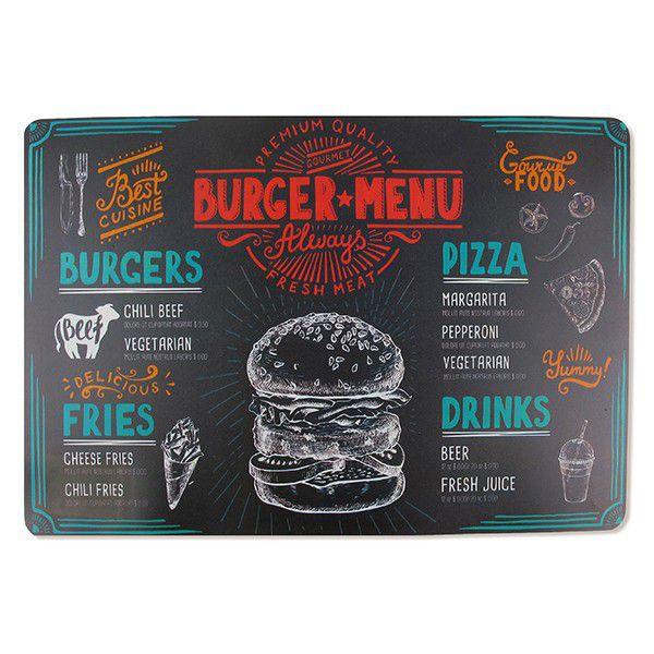 Jogo Americano Burger