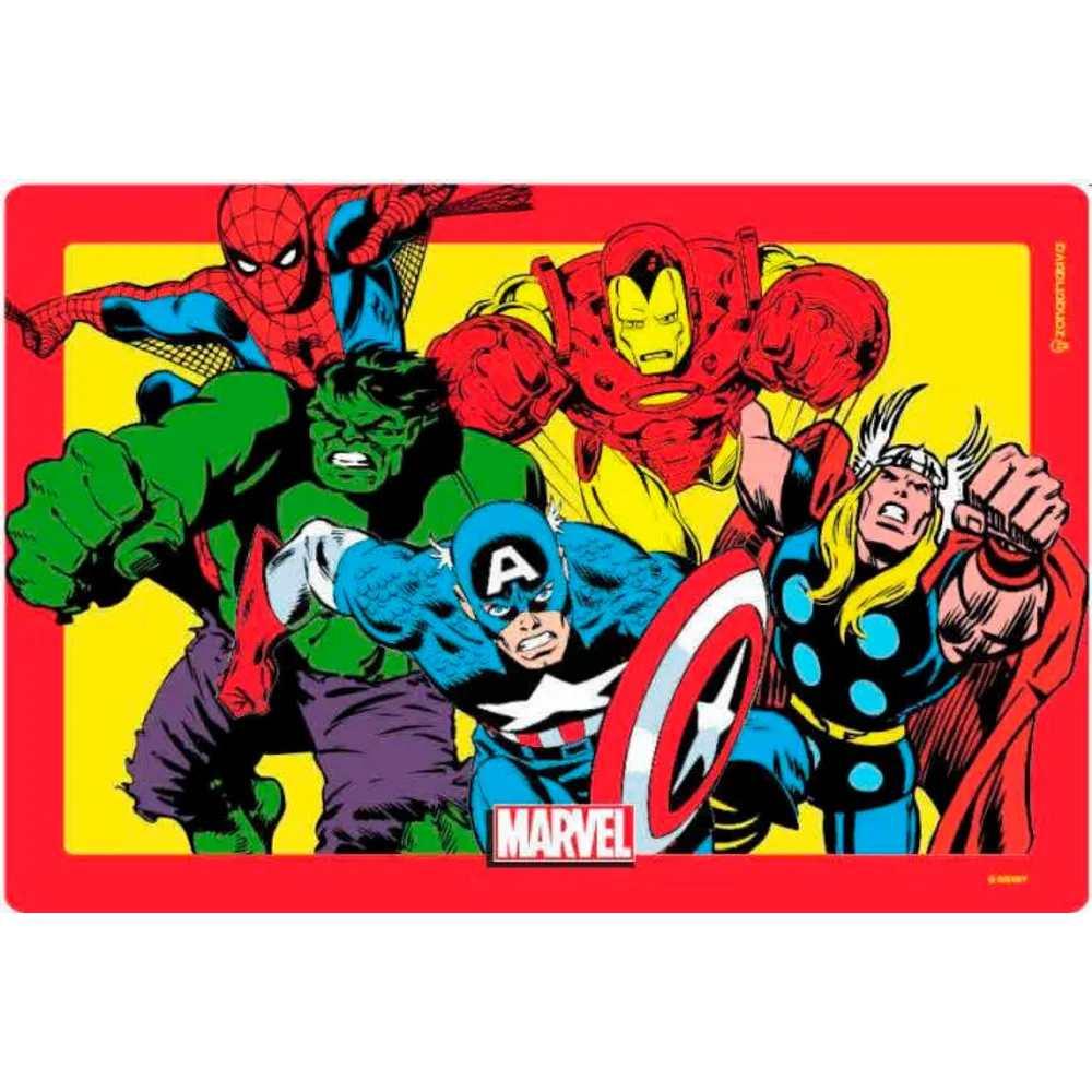 Jogo Americano Marvel Comics