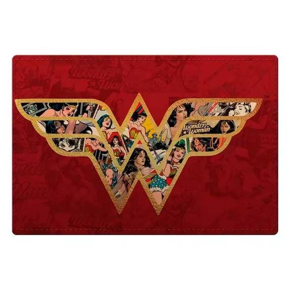 Jogo Americano Mulher Maravilha Logo DC Comics