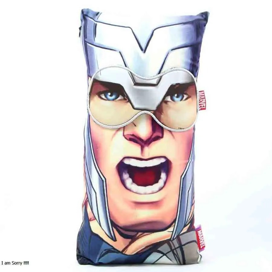 Almofada + Mascara Thor