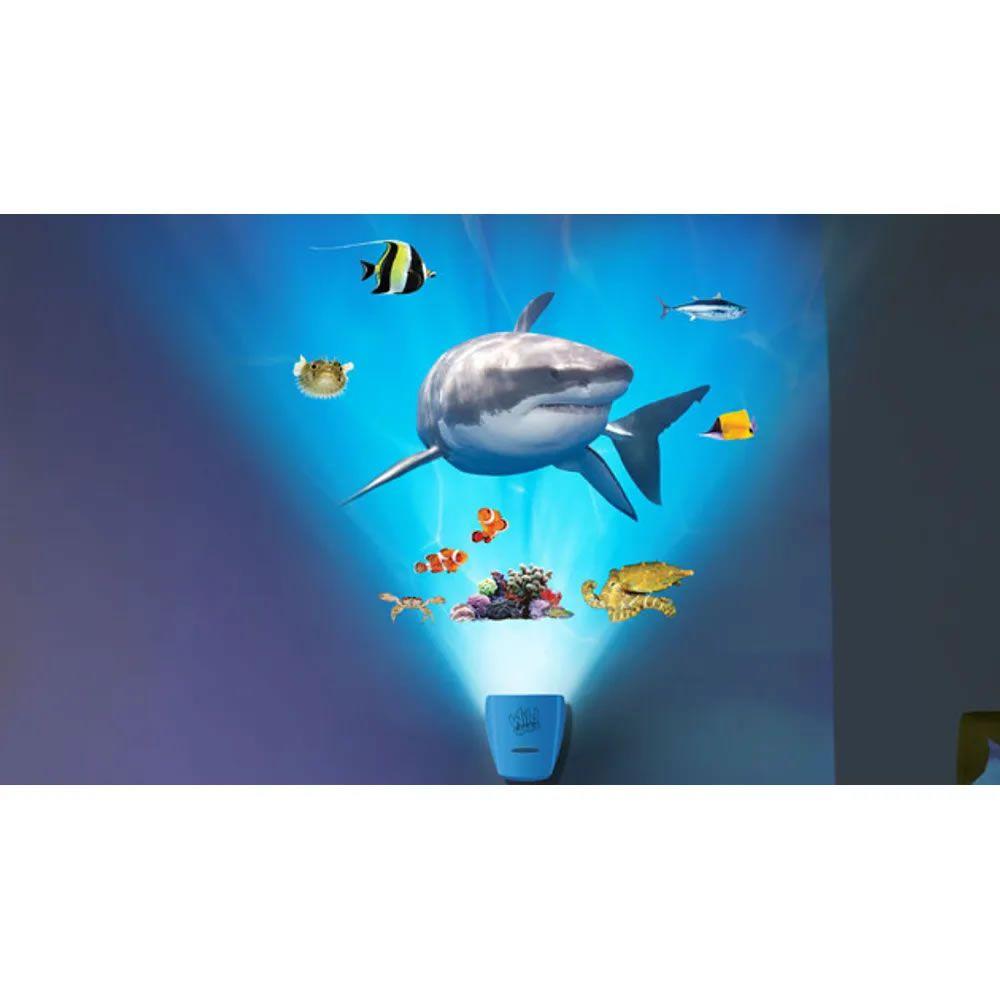 Luminária Tubarão Wild Walls