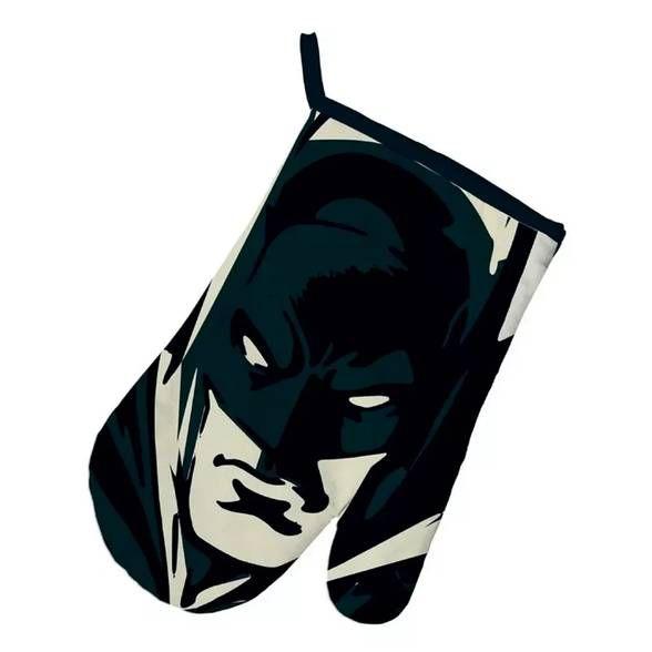 Luva de Cozinha Batman Black