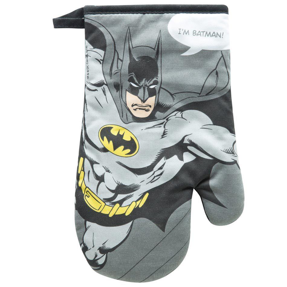 Luva de cozinha Batman Dc Comics