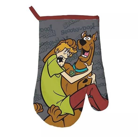 Luva de Cozinha Scooby doo e Salsicha