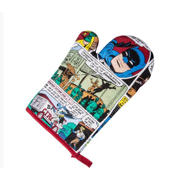 Luva Térmica DC Quadrinhos