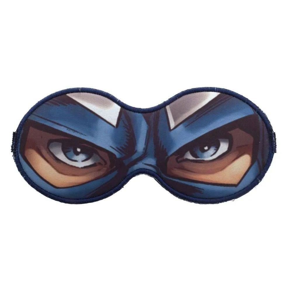 Máscara De Dormir Capitão America