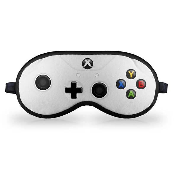 Máscara de Dormir em neoprene Gamer Joystick ABYX Caixista