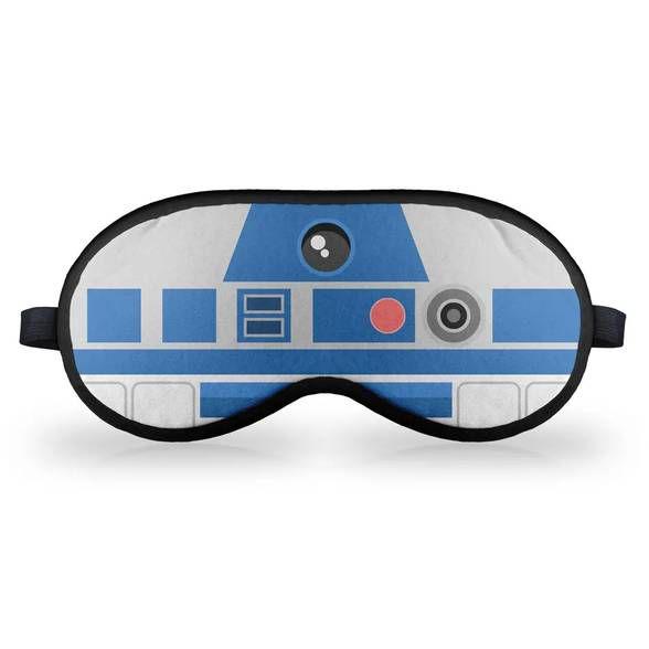 Máscara de Dormir Geek Side Faces - R2